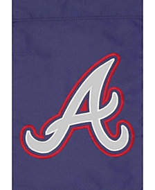 Party Animal Atlanta Braves Garden Flag