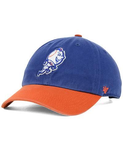'47 Brand New York Mets Clean Up Cap