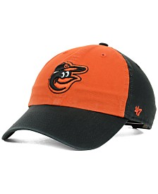 '47 Brand Baltimore Orioles Clean Up Cap