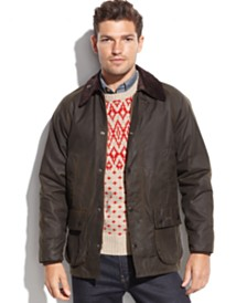 Barbour Men's Bedale Waxed Jacket