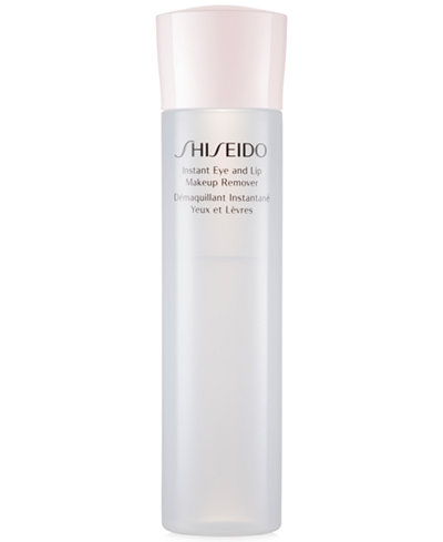 Shiseido Essentials Instant Eye and Lip Makeup Remover, 125 mL
