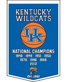 Winning Streak Kentucky Wildcats Dynasty Banner