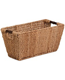 Large Seagrass Basket with Handles