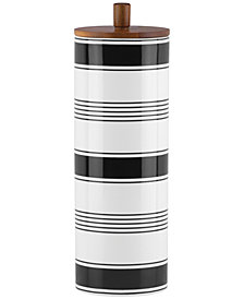 kate spade new york Concord Square Tall Canister