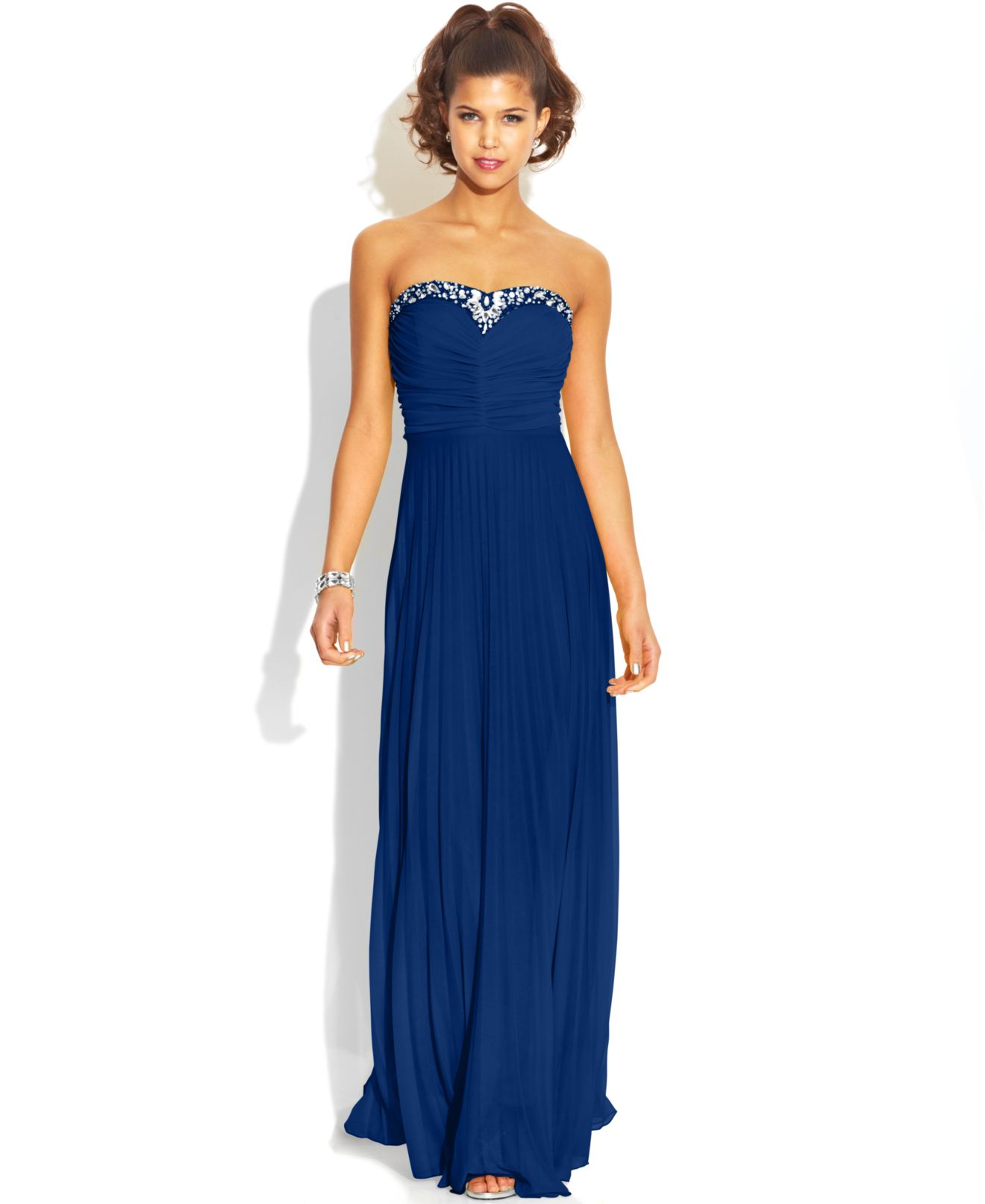 Prom Dress Macys Sale Discount Evening Dresses