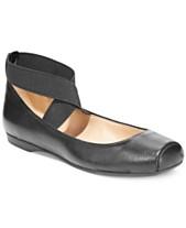 2100b0e82fd8 Jessica Simpson Mandalaye Elastic Ballet Flats