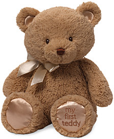 Gund® Baby My First Teddy Plush