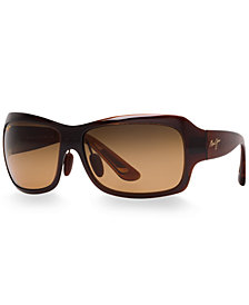 Maui Jim Polarized Sunglasses, 418 Seven Pools