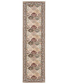 "Home Ephesus Anatolia Magnesian Multi 2'2"" x 7'6"" Runner Rug"