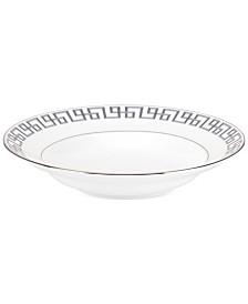 Lenox Darius Silver Rim Soup Bowl