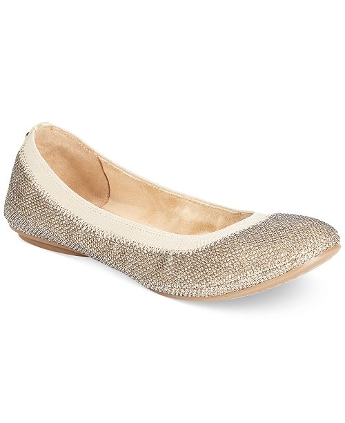 07e179e38458 Bandolino Edition Ballet Flats   Reviews - Flats - Shoes - Macy s