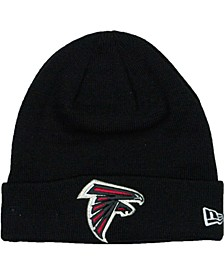 Atlanta Falcons Basic Cuff Knit Hat