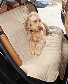 Sure Fit Soft Faux-Suede Waterproof Medium Bench Seat Cover