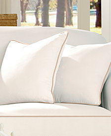 "Sure Fit Spectator Canvas 18"" Square Pillow"