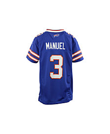 Nike Kids' EJ Manuel Buffalo Bills Game Jersey, Big Boys (8-20)