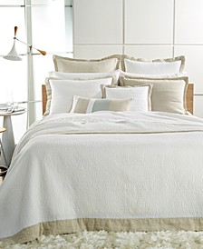 CLOSEOUT! Voile Quilted Full/Queen Coverlet, Created for Macy's
