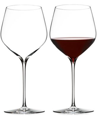 Elegance Cabernet Sauvignon Wine Glass Pair