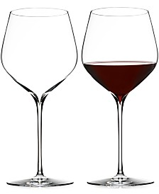 Waterford Elegance Cabernet Sauvignon Wine Glass Pair