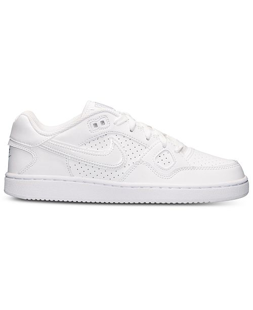 Nike Casual Women's Son From Force Of Line Finish Sneakers 4rZRS4qw
