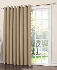 "Grant 100"" x 84"" Grommet Top Patio Curtain Panel"
