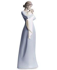 Lladro Collectible Figurine A Mother's Embrace