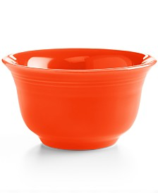 Fiesta Poppy 7 oz. Bouillon Bowl