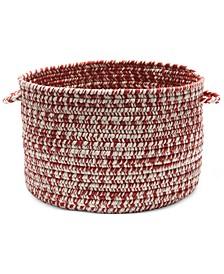 Delray-Tweed Basket