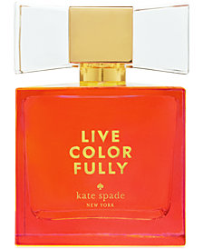 kate spade new york live colorfully fragrance collection