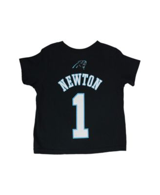 Outerstuff Little Boys  Cam Newton Carolina Panthers Mainliner Player T- Shirt - Sports Fan Shop By Lids - Men - Macy s 596a44be4