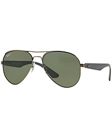 Ray-Ban Polarized Sunglasses, RB3523