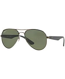 Ray-Ban Polarized Sunglasses, RB3523