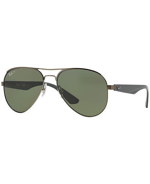 Polarized Sunglasses, RB3523