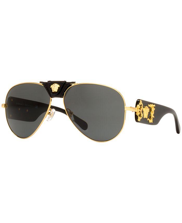 Versace - Sunglasses, VERSACE VE2150Q 62