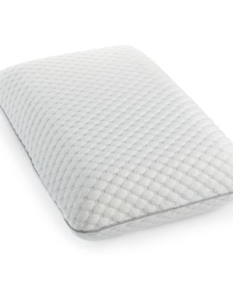 dream science memory foam classic pillows venttech ventilated foam for increased air flow by martha