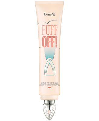 Benefit Cosmetics puff off!