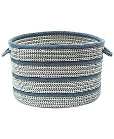 Urban Multi-Stripe Basket