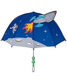"""Space Hero"" Umbrella, One Size"