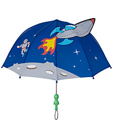 """Kidorable """"Space Hero"""" Umbrella, One Size"""