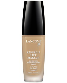 Lancôme Rénergie Lift Anti-Wrinkle Lifting Foundation, 1 oz.