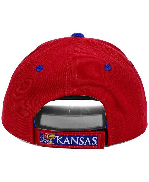 reputable site 6883b be44e Zephyr Kansas Jayhawks Competitor Cap ...