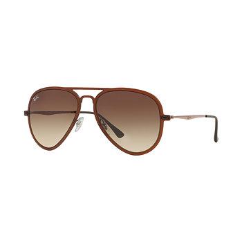 Ray-Ban RB4211 Brown Lens Sunglasses