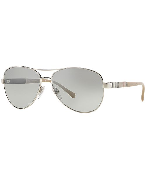 a8cb1d4c7 Burberry Sunglasses, BE3080 & Reviews - Sunglasses by Sunglass Hut ...