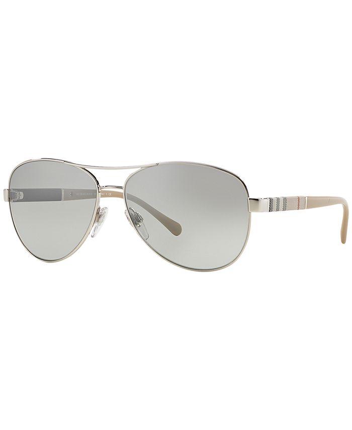 Burberry - Sunglasses, BURBERRY BE3080 59