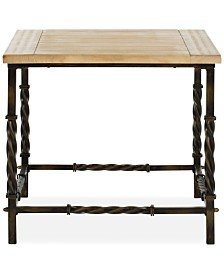 Overland Side Table, Quick Ship