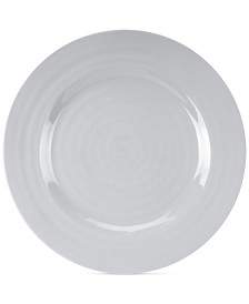 Portmeirion Sophie Conran Grey Dinner Plate