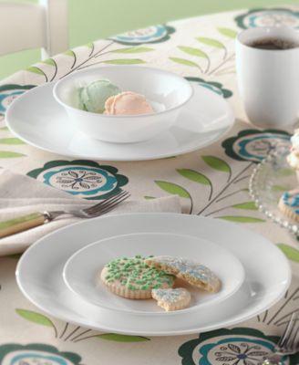 Corelle Livingware 18-Piece Dinnerware Set Service for 6 - Dinnerware - Dining u0026 Entertaining - Macyu0027s & Corelle Livingware 18-Piece Dinnerware Set Service for 6 ...