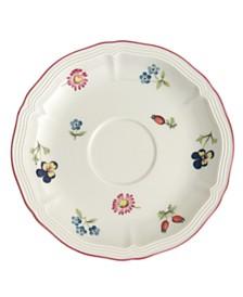 "Villeroy & Boch ""Petite Fleur"" Tea Cup Saucer"