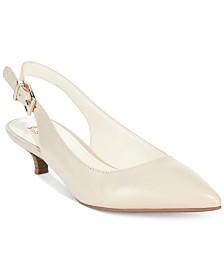 ff785759a09 Anne Klein Expert Kitten Heel Pumps   Reviews - Pumps - Shoes - Macy s
