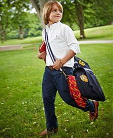 Ralph Lauren Little Boys' Oxford Shirt & Suffield Pants