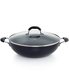 Tools of the Trade 7.5 Qt. Covered Wok, Created for Macy's